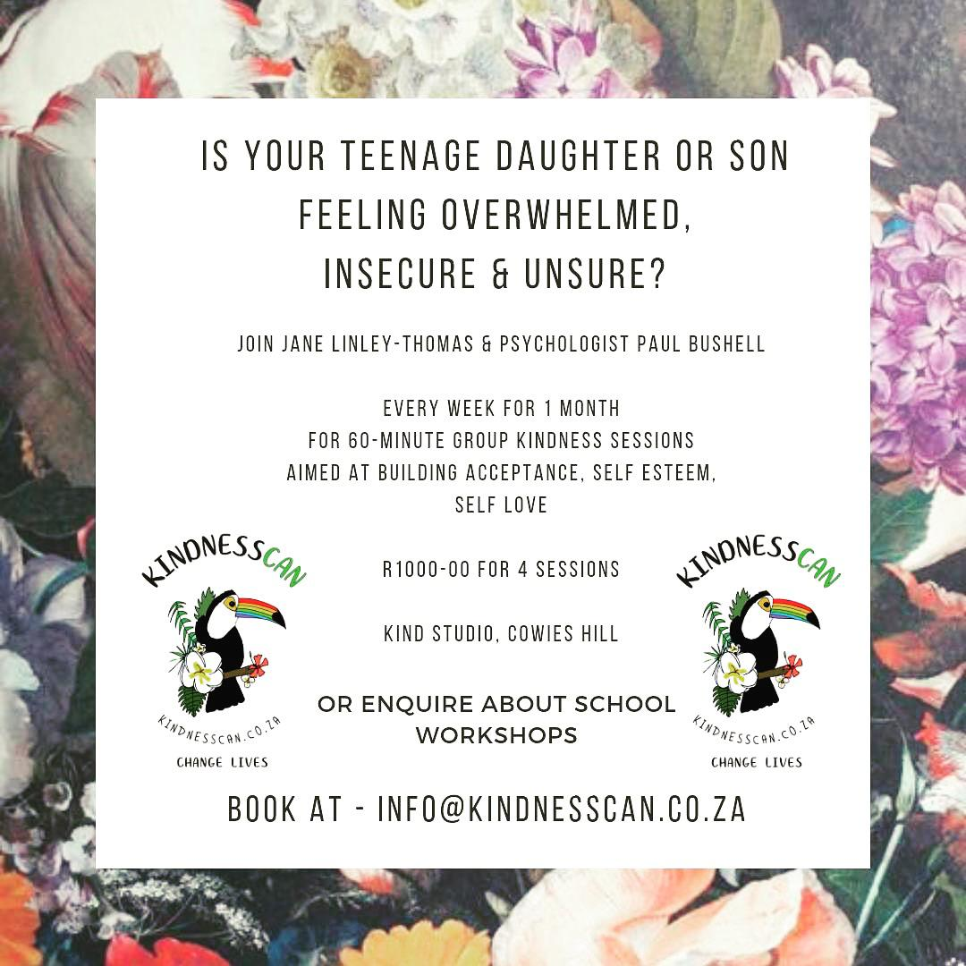 Is Your Teenage Daughter or Son Feeling Overwhelmed, Insecure & Unsure?